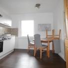 Küche der Wohnung 4