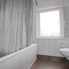 Badezimmer der Wohnung 4