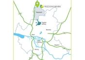 Immobilie Norderstedt - FREDERIKSPARK - Gewerbegrundstück in bester Nachbarschaft und Lage, Fläche 4 im B 255