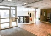 Immobilie Kellinghusen - Ideale Gewerbe- und Ausstellungsfläche für Maler, Elektriker, Tischler, Sanitär, Küchenbauer ...