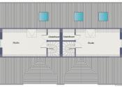 Immobilie Halstenbek - Neubau! Hochwertige Stadthaus-Doppelhaushälfte mit kleinem Garten in toller Lage