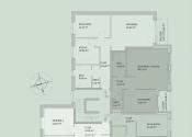 Immobilie Norderstedt - Neubau! Exklusive 3 Zimmer-Staffelgeschoss- Wohnung mit TG-Platz  in Norderstedt Mitte  zu vermieten