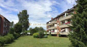 Immobilie Quickborn - Sanierungsbedürftige große Maisonette-Wohnu mit Balkon