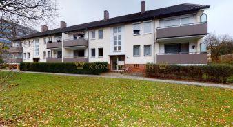 Immobilie Norderstedt / Garstedt - Nur 200 m bis Herold-Center - Ruhig gelegene drei- Zimmerwohnung in Hochparterre