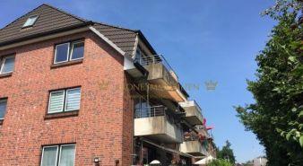 Immobilie Quickborn - Dachgeschosswohnung mir Balkon in Zentrumslage