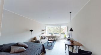 Immobilie Hamburg - Hochwertig möbliertes TOP City-Appartement