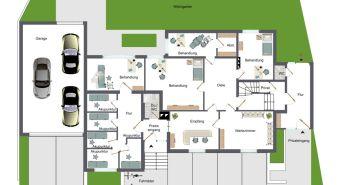 Immobilie Rendsburg - Attraktive Praxisfläche in Zentrumsnähe