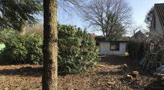 Immobilie Hamburg / Lemsahl-Mellingstedt - Baugrundstück in unmittelbarer Nähe des Naturschutzgebietes Wittmoor