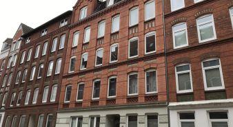 Immobilie Kiel - Vermietete 2 Zimmerwohnung am Südfriedhof