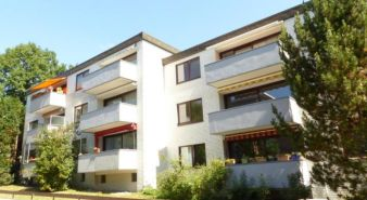 Immobilie Hamburg - !!!Renovierte 3-Zimmerwohnung in TOP-Lage unweit des Teetzpark mit großer Loggia/1.Etage!!!