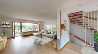 Immobilie Uetersen - Gemütliche Doppelhaushälfte mit ausgebautem Spitzboden und Vollkeller in ruhiger Sackgassenlage