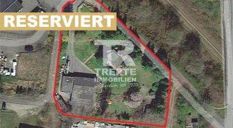 Immobilie Bad Segeberg - 3.000 m² Anwesen in zentraler Lage ! 250m² Handwerksbetrieb & 200m² EFH in Bad Segeberg !