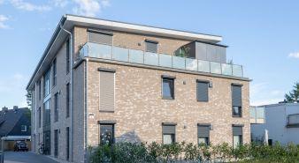 Immobilie Moorrege - Mietwohnung im Neubau! 3-Zimmer Erdgeschosswohnung in Moorrege!