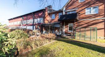 Immobilie Hasloh - Zentrale Lage! Wohnhaus mit großer Gewerbehalle in Hasloh - vor den Toren Hamburgs!