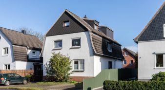 Immobilie Elmshorn - Ideale Kapitalanlage!  Vermietetes Wohnhaus mit drei Einheiten im Norden von Elmshorn