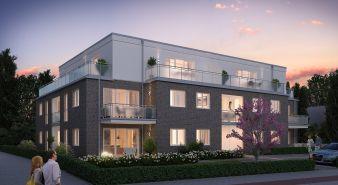 Immobilie Norderstedt - Neubau! Exklusive 3 Zimmer-Wohnung mit TG-Stellplatz in Norderstedt Mitte zu vermieten