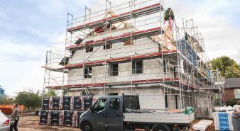 Immobilie Quickborn - Generationshof GRABBE Tolle Dachgeschosswohnung mit 3 Zimmern zur Miete in TOP-Lage von Quickborn