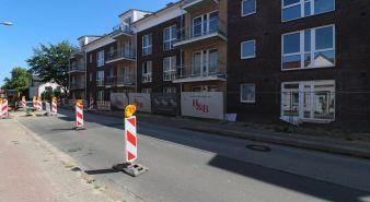 Immobilie Pinneberg - Neubau! 2-Zimmer Wohnung mit Fahrstuhl und Stellplatz im Zentrum von Pinneberg zu vermieten