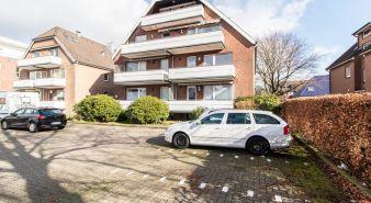 Immobilie Norderstedt / Garstedt - Sonnendurchflutete 2 Zimmer-Wohnung mitten im Herzen von Norderstedt