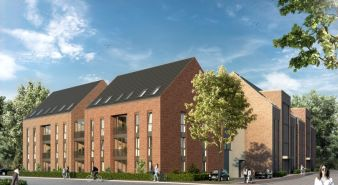 Immobilie Glückstadt - Glückstadt! Nutzungsrecht für 2-Zimmer-Neubauwohnung in Privatgenossenschaft