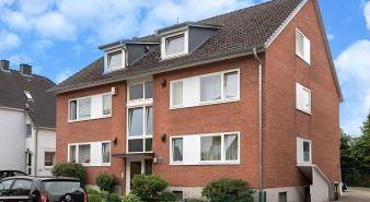 Immobilie Elmshorn - Elmshorn! 3-Zimmer Wohnung im 1.OG mit großem Balkon  zu vermieten