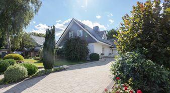 Immobilie Kiebitzreihe - Verwirklichen Sie Ihren Wohntraum! Gehobenes Einfamilienhaus in Kiebitzreihe zu verkaufen