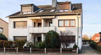 Immobilie Uetersen - Ansprechende 2 2/2 Zimmerwohnung in zentraler Lage von Uetersen zu verkaufen!