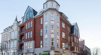 Immobilie Elmshorn - 360° Rundgang - Stilvolle Gewerberäume mit Altbaucharme in direkter City-Lage zu vermieten!