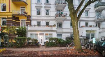 Immobilie Hamburg - 360° Rundgang Oft gesucht - selten gefunden! Tolle Erdgeschoss Wohnung mit Terrasse