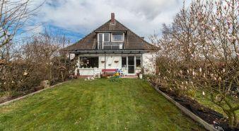 Immobilie Quickborn - Großzügiges  Einfamilienhaus mit großem Garten in idyllischer Lage von Quickborn