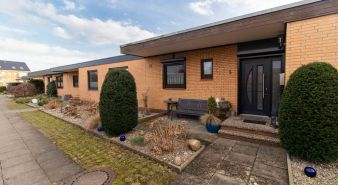 Immobilie Barmstedt - 360°Rundgang - Kapitalanlage  Hochwertiger Bungalow in toller Lage von Barmstedt