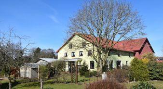 Immobilie Vaale - Resthof mit zwei Wohneinheiten, Lagerhalle, Baugrundstück und reichlich Ausbaureserve!