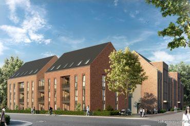 Nur mit WBS - Wohngenossenschaft Uns' Batardeau - 26 Neubau-Wohnungen in Glückstadt