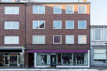 Elmshorn City! Wunderschöne Wohnung in Bahnhofsnähe zu vermieten