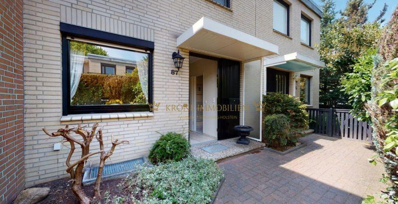Immobilie Hamburg - Erbbaurecht-Marmstorf-schönes Reihenmittelhaus mit Garage in gesuchter Lage