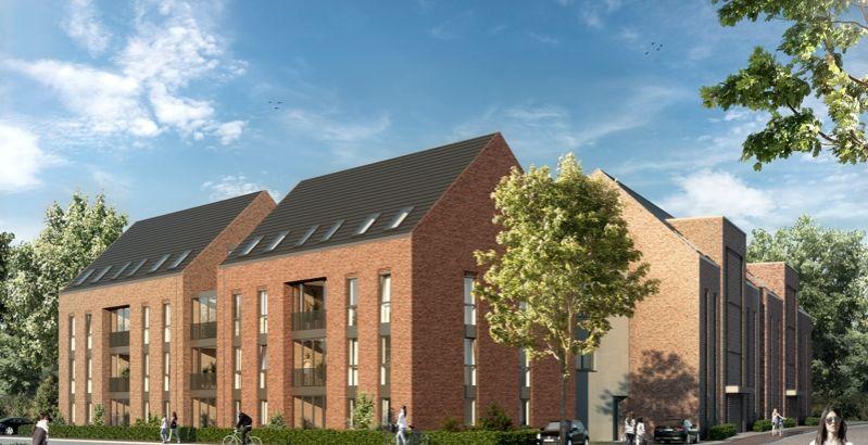 Immobilie Glückstadt - Nur mit WBS - Wohngenossenschaft Uns' Batardeau - 26 Neubau-Wohnungen in Glückstadt